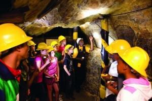Gold Reef City- Gold Mine